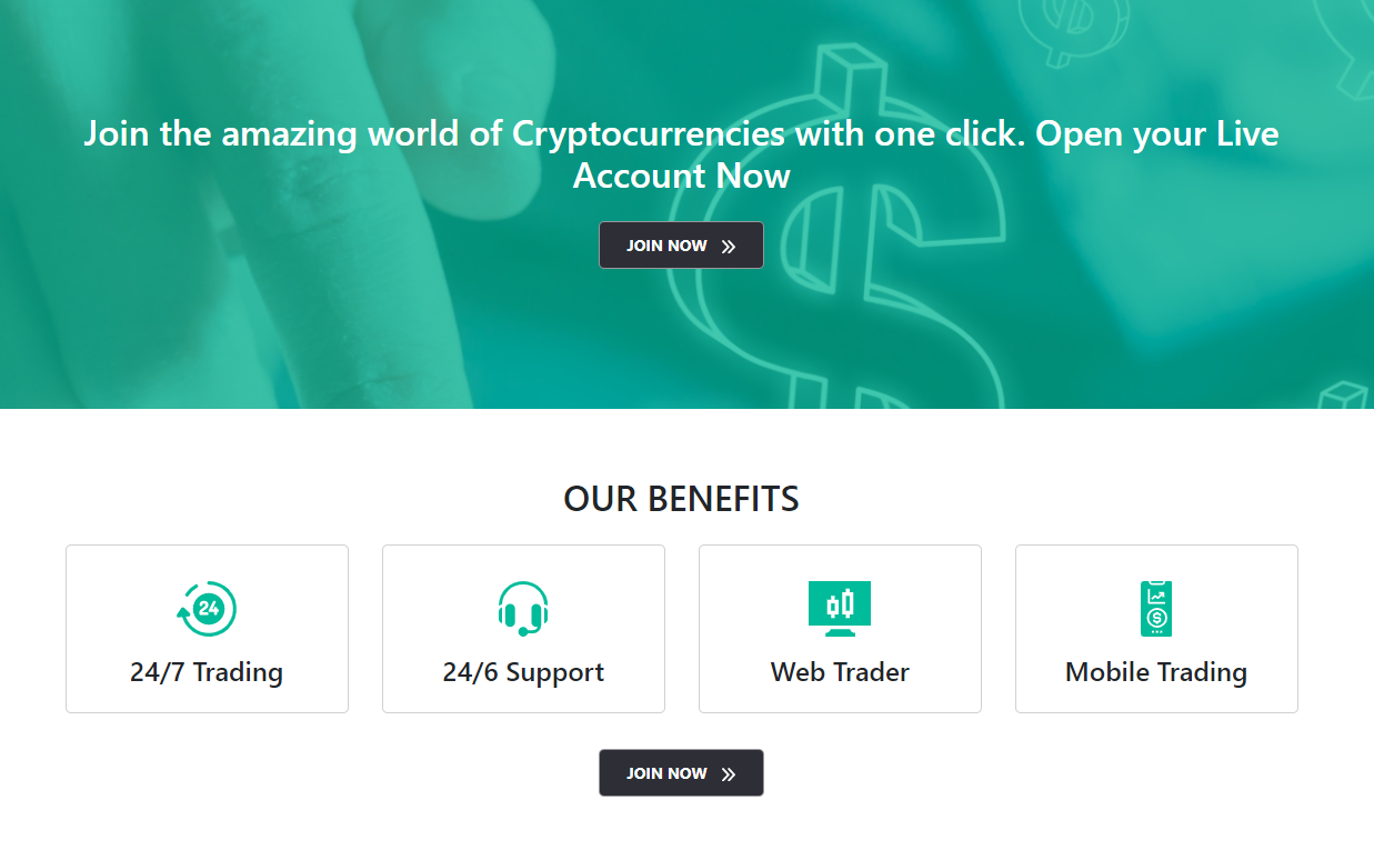 Crypto trading with Coinlife