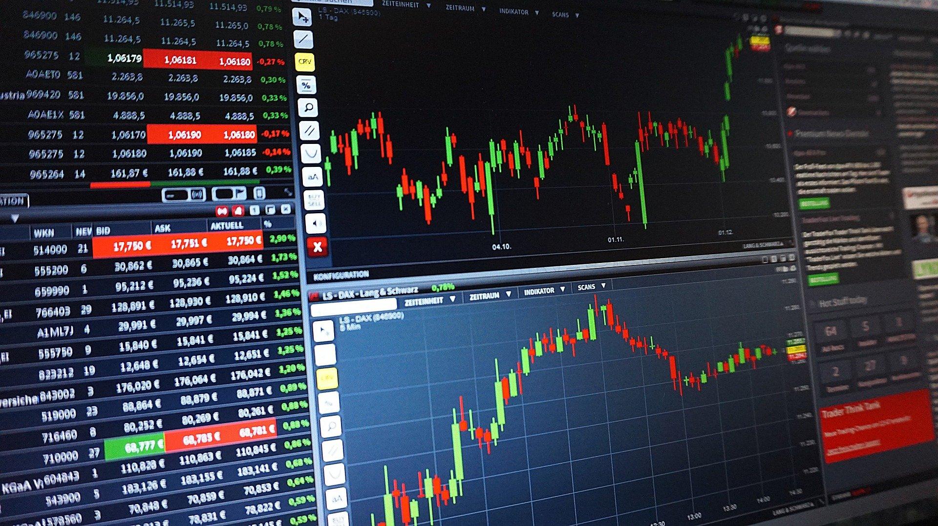 CoiniBank trading platform