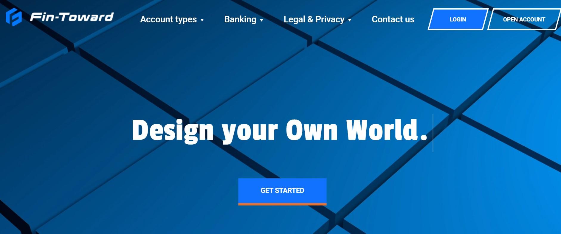 Fin-Toward website