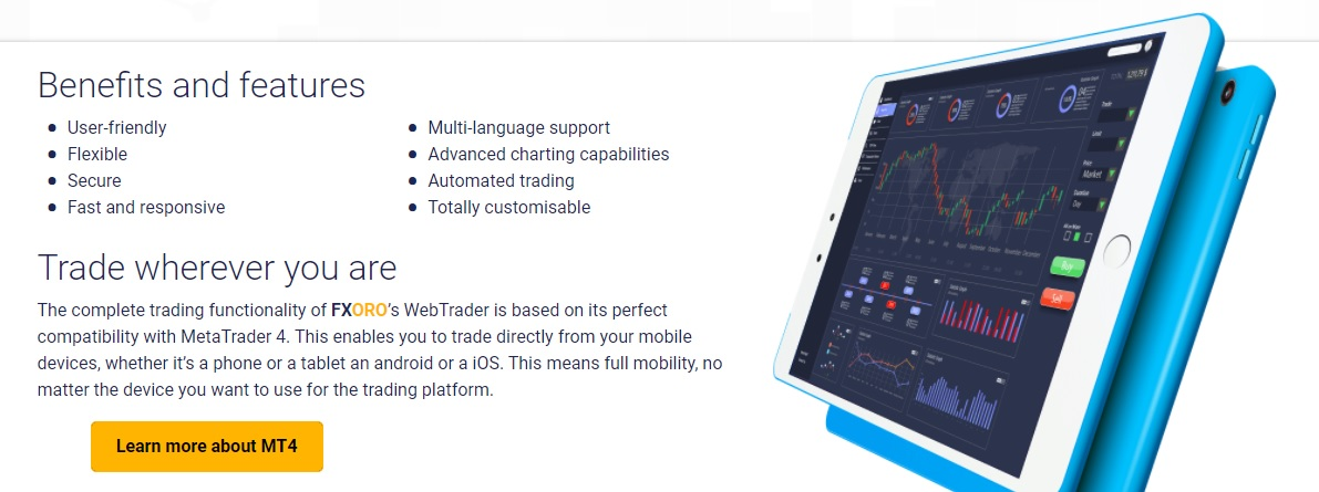 FXORO Trading Solutions